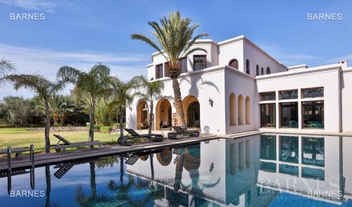 Villa de luxe à vendre MARRAKECH, 1500 m², 8 Chambres, 5000000€