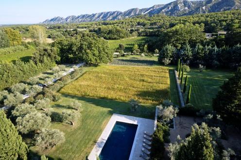 Luxury House for rent SAINT REMY DE PROVENCE, 600 m², 9 Bedrooms,