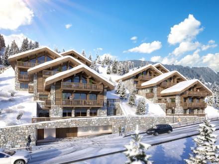 Luxus-Wohnung zu verkaufen MERIBEL LES ALLUES, 263 m², 5 Schlafzimmer, 3650000€