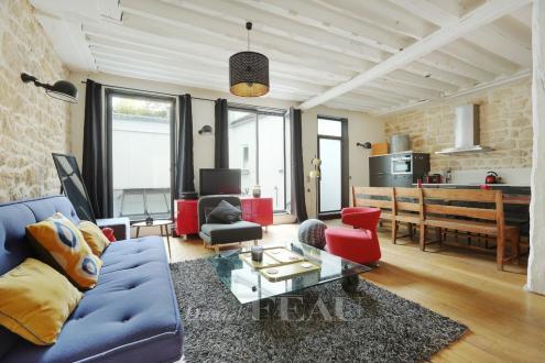 Appartement de luxe à vendre PARIS 1ER, 52 m², 1 Chambres, 998000€