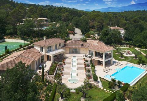 Maison de luxe à vendre TOURRETTES, 624 m², 8 Chambres, 7950000€