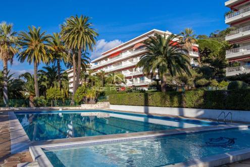 Квартира класса люкс на продажу  Ницца, 76 м², 2 Спальни, 895000€