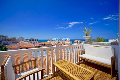 Luxus-Wohnung zu verkaufen BIARRITZ, 66 m², 995000€