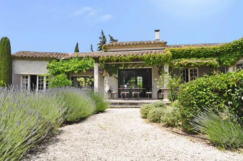 Luxus-Haus zu vermieten FONTVIEILLE, 150 m², 4 Schlafzimmer,