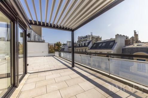 Appartement de luxe à vendre PARIS 16E, 127 m², 2 Chambres, 3300000€