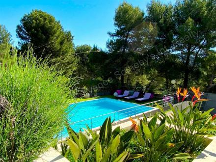 Villa de luxe à vendre MARSEILLE, 250 m², 6 Chambres, 1250000€