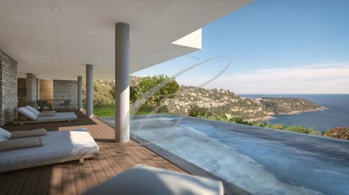 Luxus-Wohnung zu verkaufen ROQUEBRUNE CAP MARTIN, 381 m², 3 Schlafzimmer, 8600000€