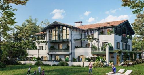 Luxus-Wohnung zu verkaufen BIARRITZ, 100 m², 3 Schlafzimmer, 895000€