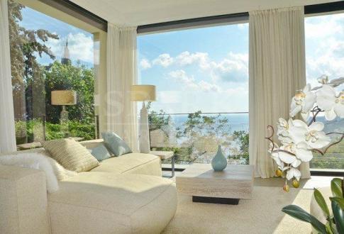 Villa de luxe à vendre ROQUEBRUNE CAP MARTIN, 300 m², 5 Chambres, 3500000€