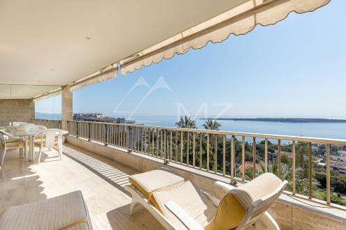 Luxus-Wohnung zu verkaufen CANNES, 105 m², 2 Schlafzimmer, 1395000€