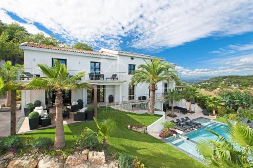 Maison de luxe à louer CANNES, 350 m², 6 Chambres,