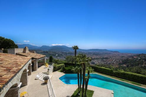 Luxe Villa te koop NICE, 805 m², 7 Slaapkamers, 3750000€