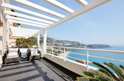 Appartement de luxe à vendre ROQUEBRUNE CAP MARTIN, 194 m², 3 Chambres, 1990000€