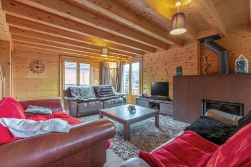 Luxus-Chalet zu verkaufen LES CARROZ D'ARACHES, 210 m², 6 Schlafzimmer, 980000€