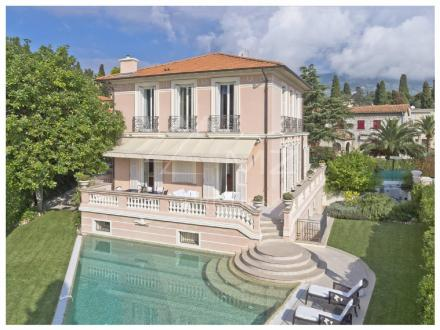Luxury House for rent SAINT JEAN CAP FERRAT, 300 m², 4 Bedrooms,