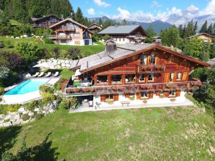Luxus-Chalet zu verkaufen COMBLOUX, 230 m², 7 Schlafzimmer, 2600000€
