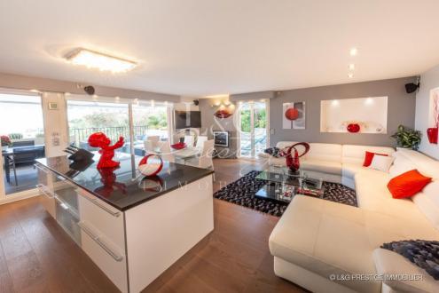 Luxus-Wohnung zu verkaufen MANDELIEU LA NAPOULE, 82 m², 2 Schlafzimmer, 560000€