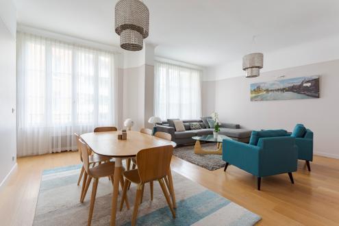 Luxury Apartment for sale PARIS 16E, 92 m², 2 Bedrooms, €1150000