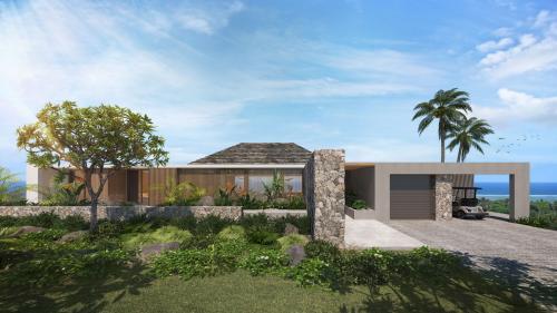 Villa de luxe à vendre Ile Maurice, 300 m², 2 Chambres, 695023€