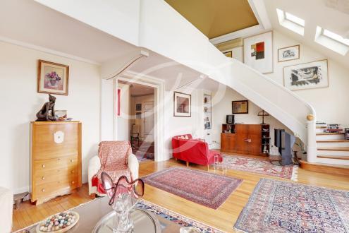 Квартира класса люкс на продажу  Париж 8ой, 175 м², 3 Спальни, 2370000€