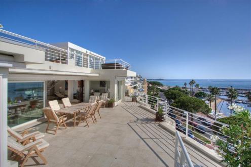 Appartamento di lusso in affito CANNES, 180 m², 4 Camere,
