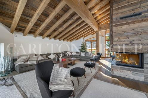 Luxury Chalet for rent COURCHEVEL, 350 m², 5 Bedrooms,