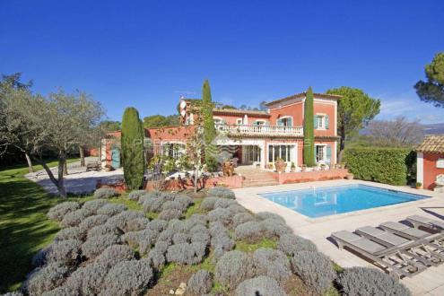 Luxus-Villa zu verkaufen MOUGINS, 400 m², 6 Schlafzimmer, 3300000€