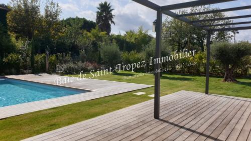 Villa de luxe à vendre SAINT TROPEZ, 208 m², 5 Chambres, 3600000€