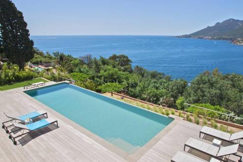 Luxus-Haus zu vermieten THEOULE SUR MER, 230 m², 5 Schlafzimmer,