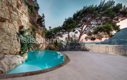 Luxus-Haus zu vermieten CAP D'AIL, 588 m²,