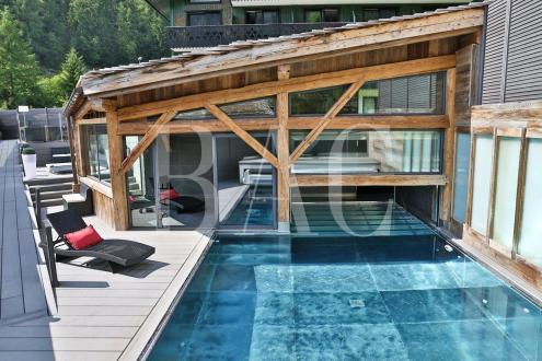 Casale di lusso in vendita CHAMONIX MONT BLANC, 1300 m², 19 Camere