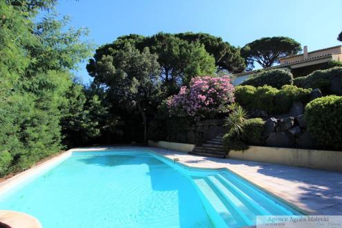 Villa de luxe à vendre LA CROIX VALMER, 180 m², 4 Chambres, 1395000€