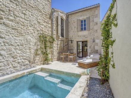 Maison de luxe à vendre MAUSSANE LES ALPILLES, 180 m², 4 Chambres, 1250000€