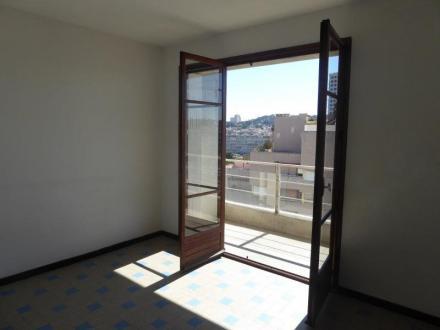 Appartement de luxe à louer MARSEILLE, 25 m², 490€/mois