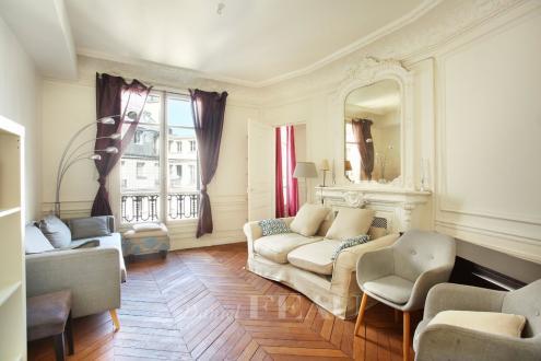 Квартира класса люкс на продажу  Париж 6ой, 112 м², 2 Спальни, 1795000€