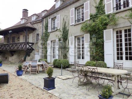 Château / Manoir de luxe à vendre MILLY LA FORET, 420 m², 7 Chambres, 1850000€
