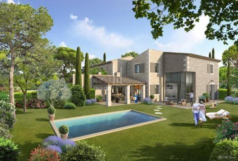 Villa de luxe à vendre EYGALIERES, 111 m², 4 Chambres, 785000€