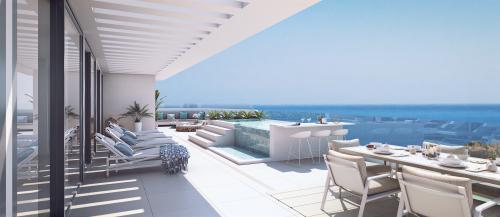 Appartamento nuovo di lusso in vendita Spagna, 131 m², 3 Camere, 675000€