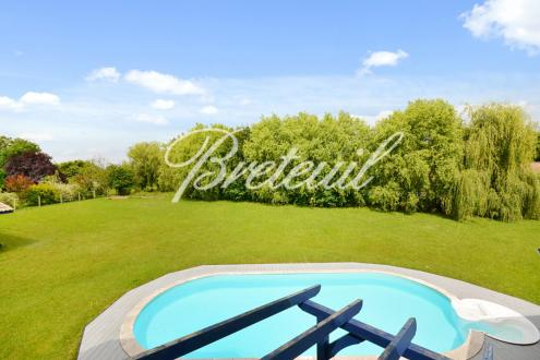 Luxus-Villa zu verkaufen BIDART, 315 m², 4 Schlafzimmer, 997500€