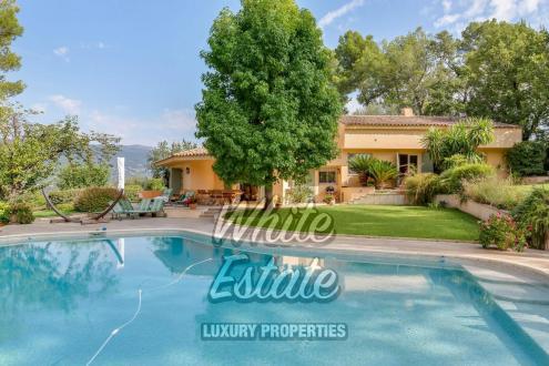 Luxury House for sale MOUANS SARTOUX, 240 m², 4 Bedrooms, €1620000