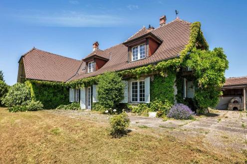 Casa di lusso in vendita Montmagny, 308 m², 3684000CHF