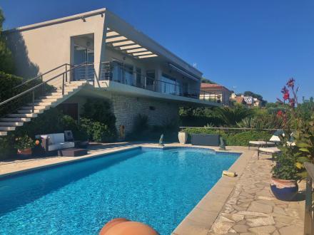 Villa de luxe à vendre CAP D'ANTIBES, 250 m², 5 Chambres