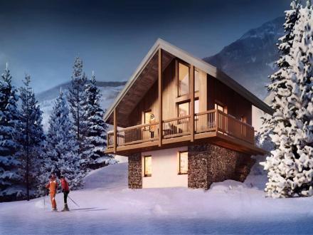 Chalet de luxe à vendre VALMOREL, 68 m², 3 Chambres, 555000€