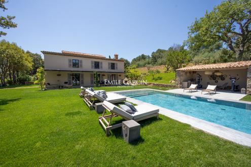 Maison de luxe à vendre GASSIN, 250 m², 4 Chambres, 4900000€