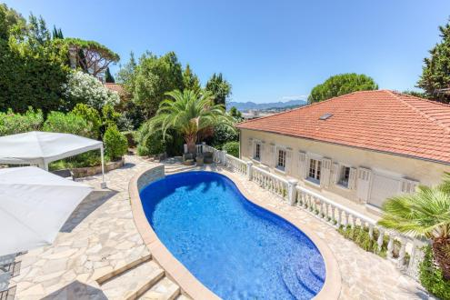 Luxury Villa for sale LE CANNET, 235 m², 6 Bedrooms, €1360000