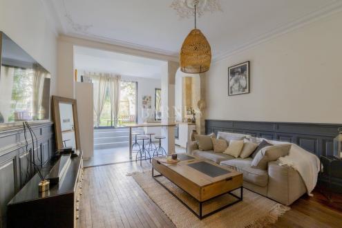 Квартира класса люкс на продажу  Бордо, 75 м², 2 Спальни, 630000€