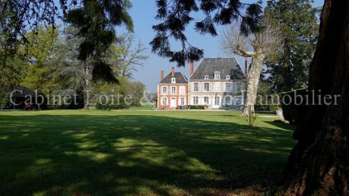 Усадьба / Поместье класса люкс на продажу  Блуа, 970 м², 20 Спальни, 2037750€