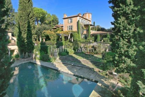Luxus-Haus zu verkaufen LA COLLE SUR LOUP, 2000 m², 12 Schlafzimmer, 8300000€