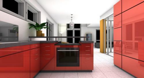 Appartement de luxe à vendre LYON, 127 m², 4 Chambres, 1046000€