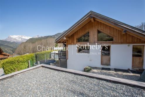 Chalet de luxe à vendre LES HOUCHES, 178 m², 4 Chambres, 795000€